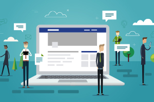 How to network your dental practice with local businesses on Facebook